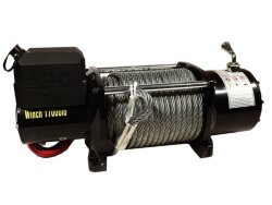Лебедка ELECTRIC Winch EW 17000 (24В)
