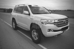 Шноркель Toyota Land Cruiser 200 2016+
