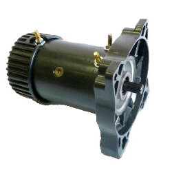 Мотор в сборе Electric Winch 9500-12000lbs 12V под шлицевую