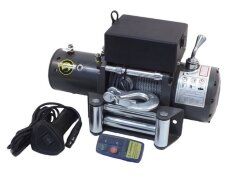 Лебедка ELECTRIC Winch EW 6000 (12В)